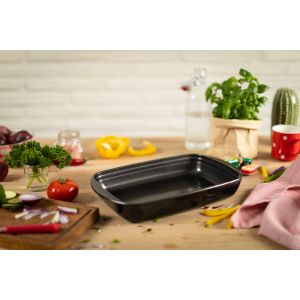 Easy Ovenware Non-Stick Glass Dish