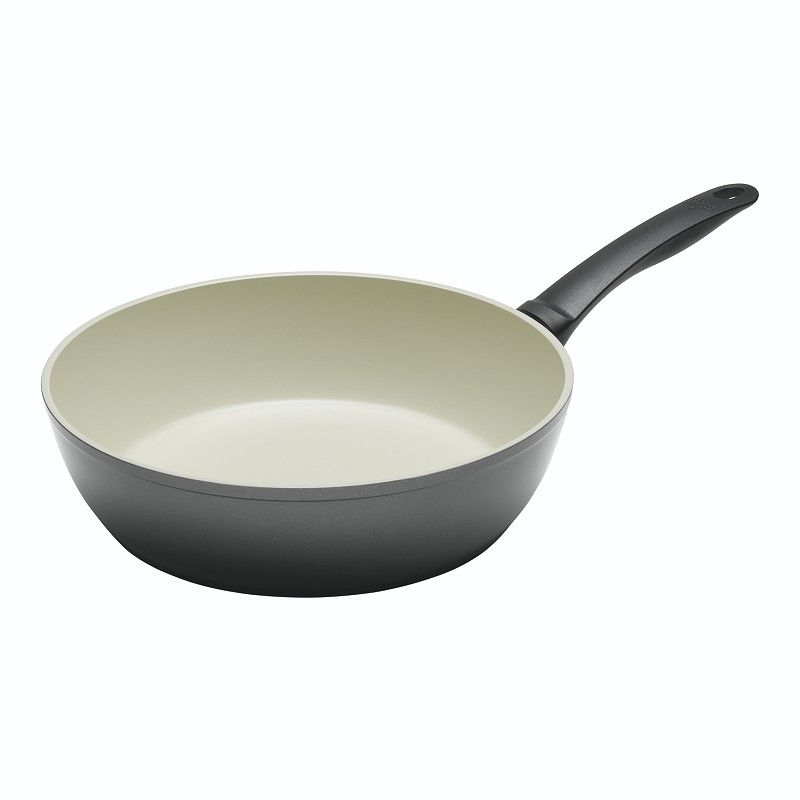 Easy Ceramic Induction High Walled Frying Pan