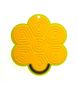 Kochblume Stay Clean Flower Plus Lime/Yellow