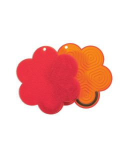 Kochblume Stay Clean Flower Plus Red/Orange