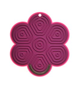 Kochblume Stay Clean Flower Plus Pink/Purple