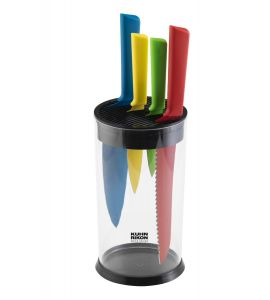 Colori®+ Vision Knife Block Set 5pc