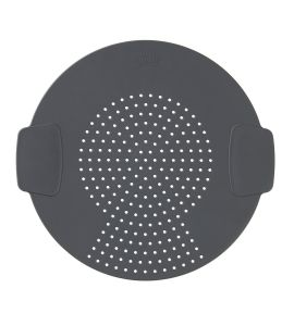 Smart & Compact Strainer / Splatter Guard
