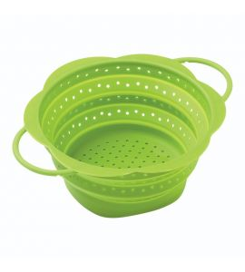 Collapsible Colander Small Green