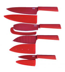 Colori®+ Everyday 4pc Knife Set