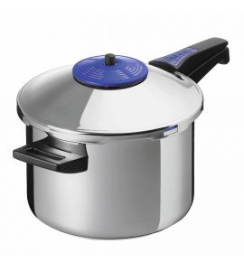 Duromatic Supreme Pressure Cooker Long Handle