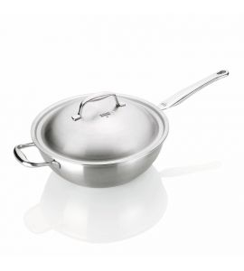 High Dome Wok 28cm