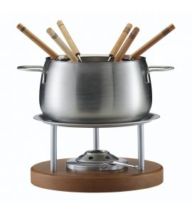 Meat Fondue Set Zermatt
