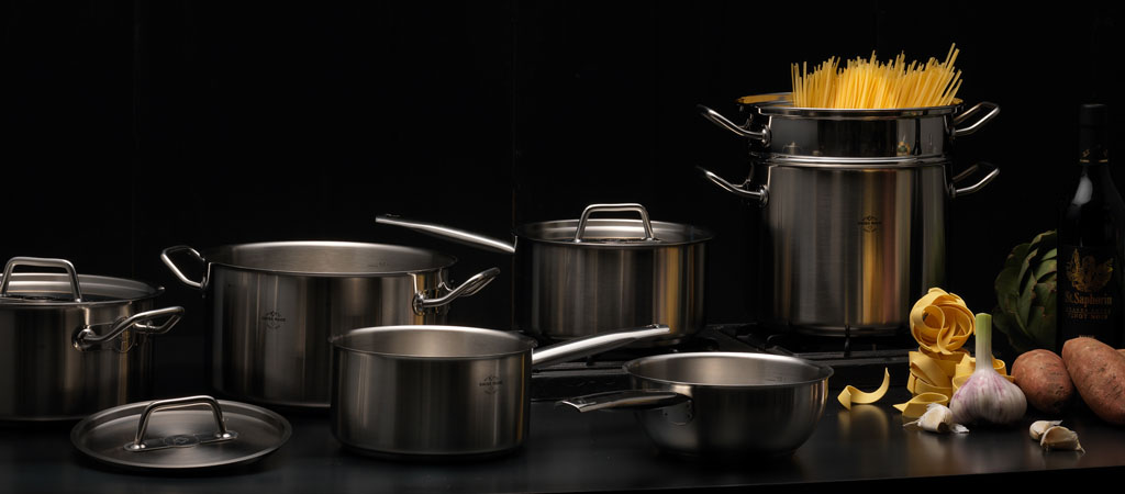 A Great Choice of Cookware