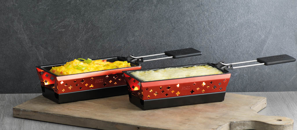 Build a Raclette Recipe