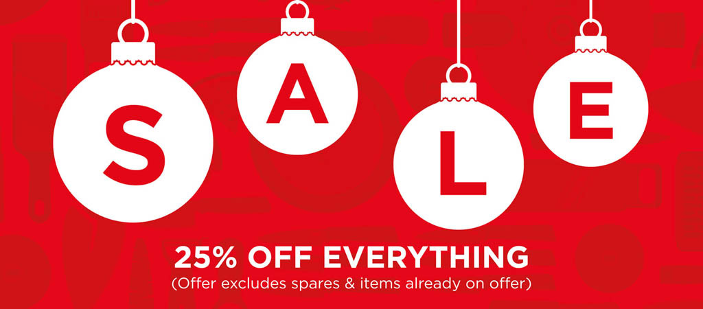 Celebrate the Season and Save 25%