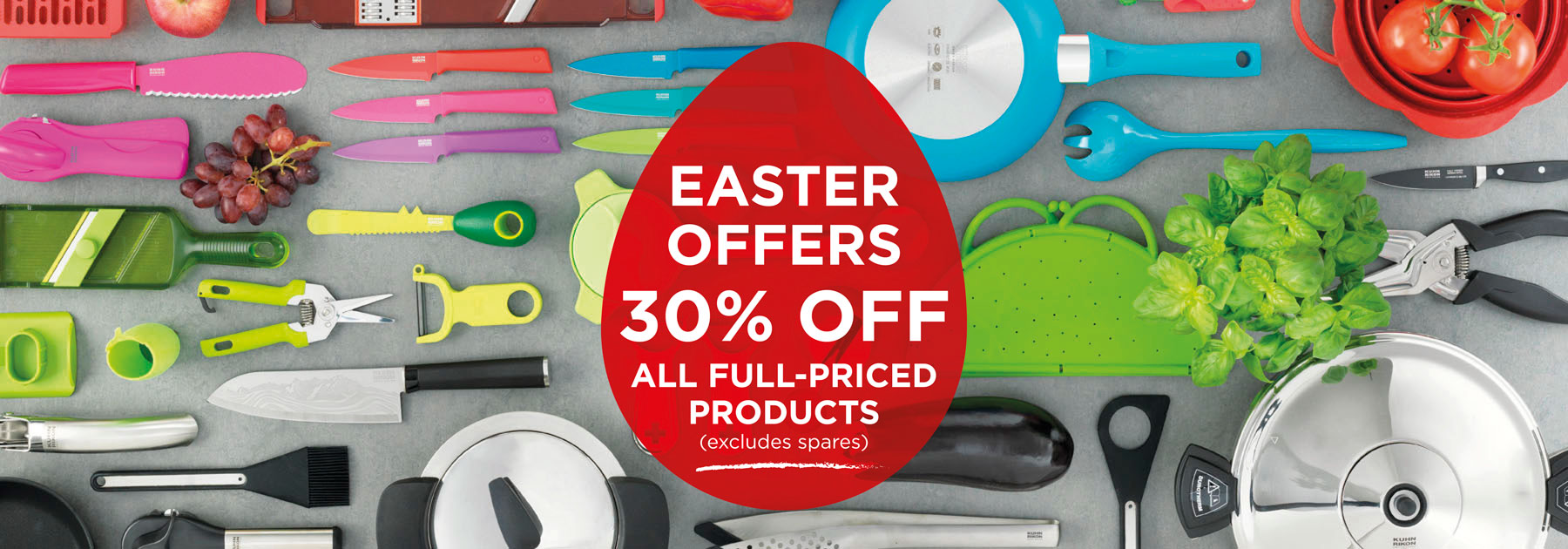 discount, offer, easter, cookware, pressure, cookers, knives, gadgets