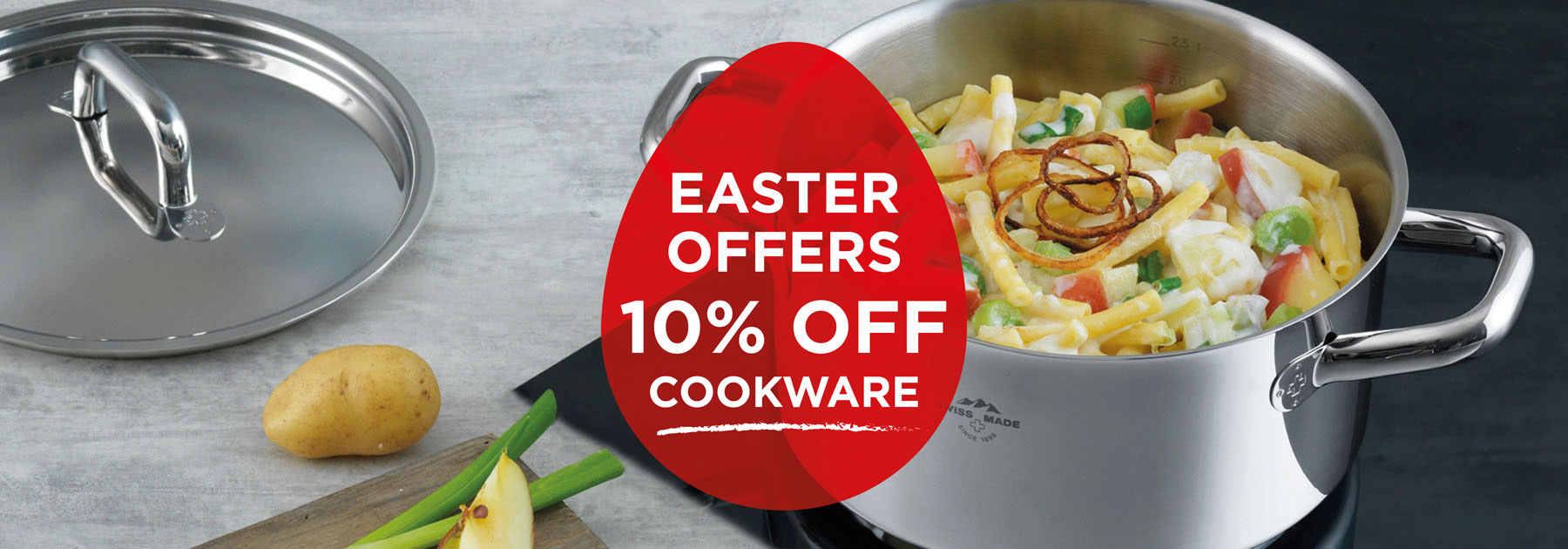 Discount, Easter, Sale, Cookware