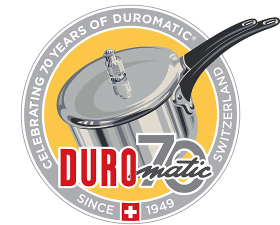 £70 off Duromatic Pressure Cookers