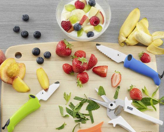 KinderKitchen Children's Knives