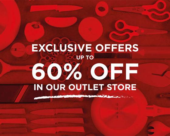 Shop Our Outlet