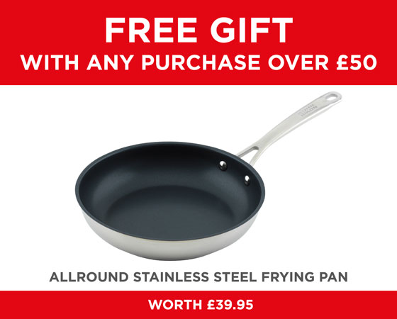 FREE GIFT OVER £50